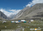 Sheya Ghoru Camp - Hamta Pass Trek by Explorers Pune Mumbai