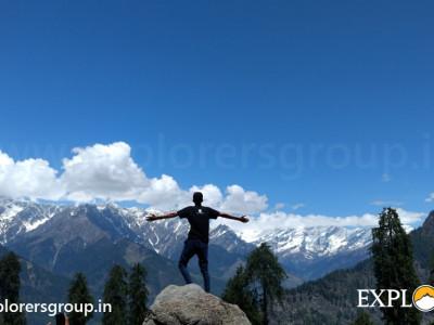 Manali Adventure Camp by Explorers Explorers Pune Mumbai #explorers_group #Explorers #ExplorersTreks&Tours #ExplorersOutdoors #ExplorersPune #Treks&Tours
