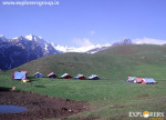 Kharimindiyari - Camp Explorers Pune mumbai Adventure Trek Manali Snow Trek