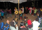 Local Falk Dance Explorers Pune mumbai Adventure Trek Shirghan-Tungu Trek