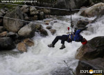 River Crossing Explorers Pune mumbai Adventure Trek Shirghan-Tungu Trek