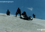 Snow Rafting Explorers Pune mumbai Adventure Trek Shirghan-Tungu Trek