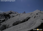 Snowy field to summit Potint Explorers Pune mumbai Adventure Trek Shirghan-Tungu Trek