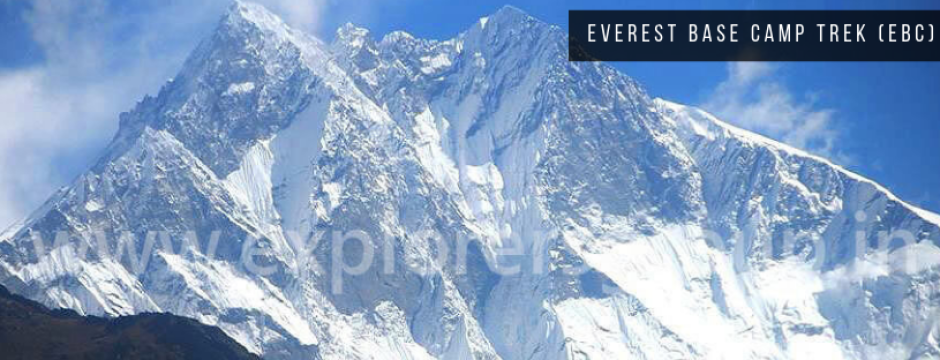 Everest Base Camp Trek EBC by explorers