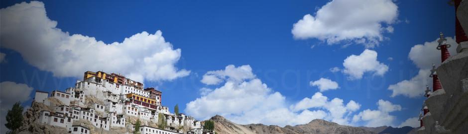 Leh Ladakh Bike safari Trip