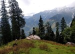 Bhrigu Lake Trek Explorers AN EAGLE VIEW -KOTHI VILLAGE