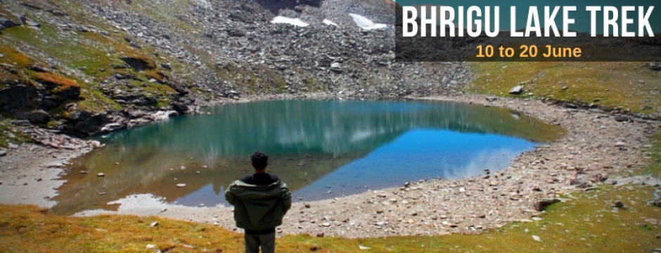 Explorers Bhrigulake Trek 2020