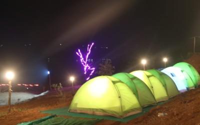 Explorers Adventure Treks Tours Pune Mumbai Pawana Lake Camping Tents